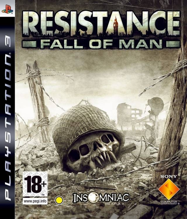 Resistance: Fall of Man б/у PS3