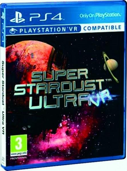 Super Stardust Ultra VR (підтримка VR) б/в PS4