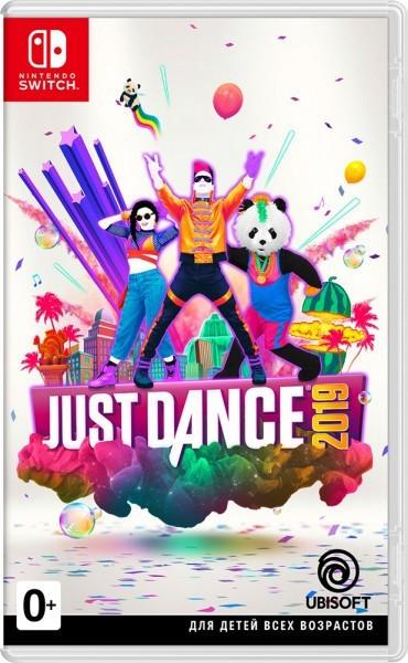 Just Dance 2019 б/в switch