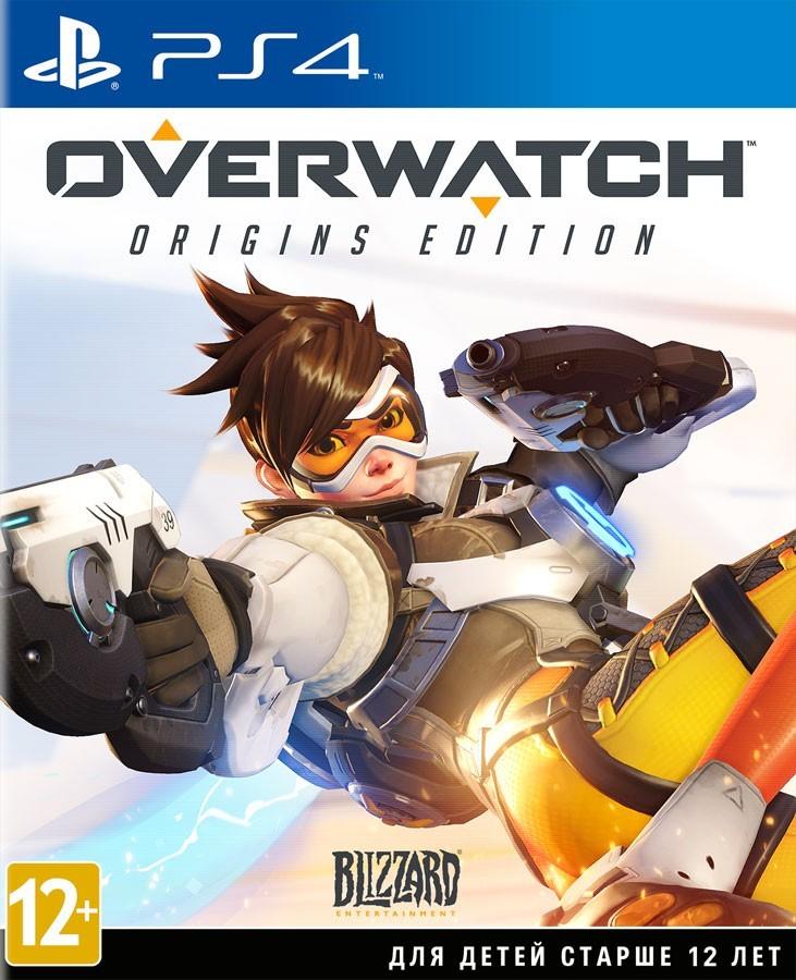 Overwatch: Origins Edition б/у PS4