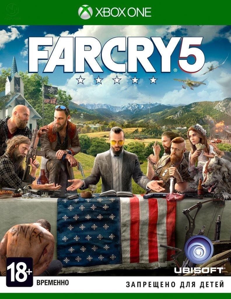Far Cry 5 б/в XONE