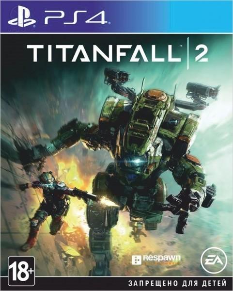 Titanfall 2 б/у PS4