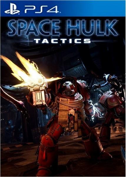 SPACE HULK TACTICS б/в PS4
