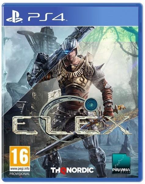 ELEX б/в PS4