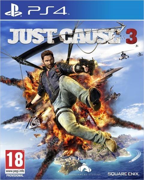 Just Cause 3 б/в PS4