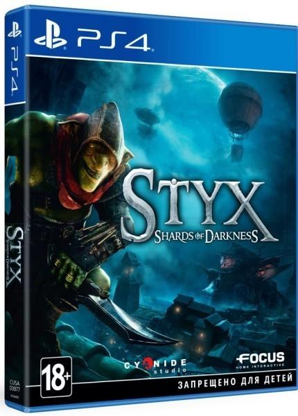 Styx: Shards of Darkness б/в PS4