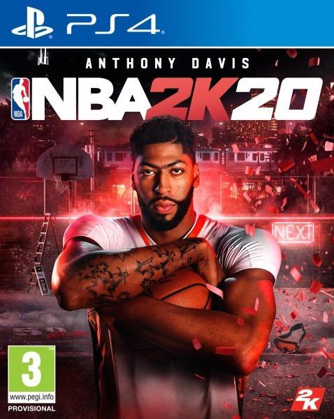 NBA 2K20 б/у PS4