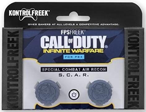 Call of Duty Infinite Warfare S.C.A.R KontrolFreek | FPS Freek | Накладки на стики PS4/PS5
