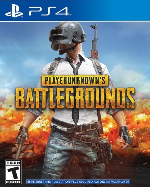 PUBG | PlayerUnknown's Battlegrounds б/в PS4