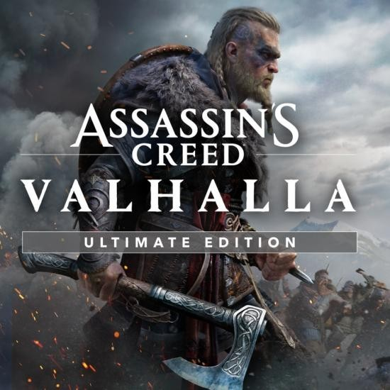 Прокат Assassin's Creed Valhalla Ultimate Edition | Assassin's Creed Вальгалла від 7 днів PS5