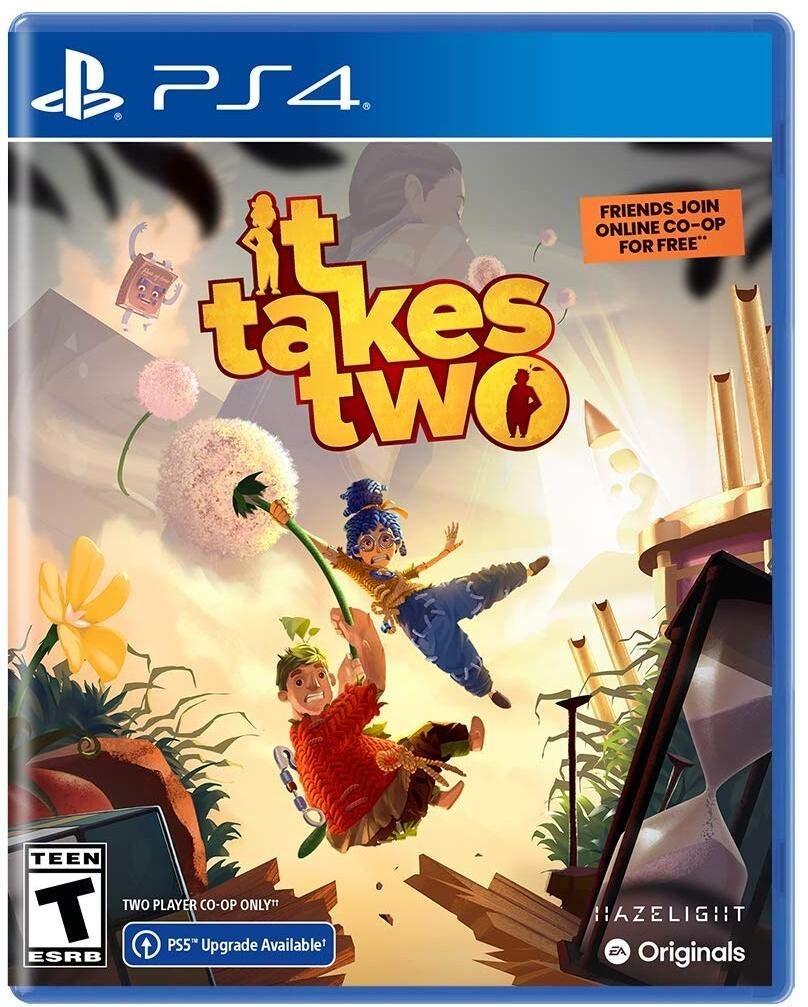 It Takes Two б/в PS4