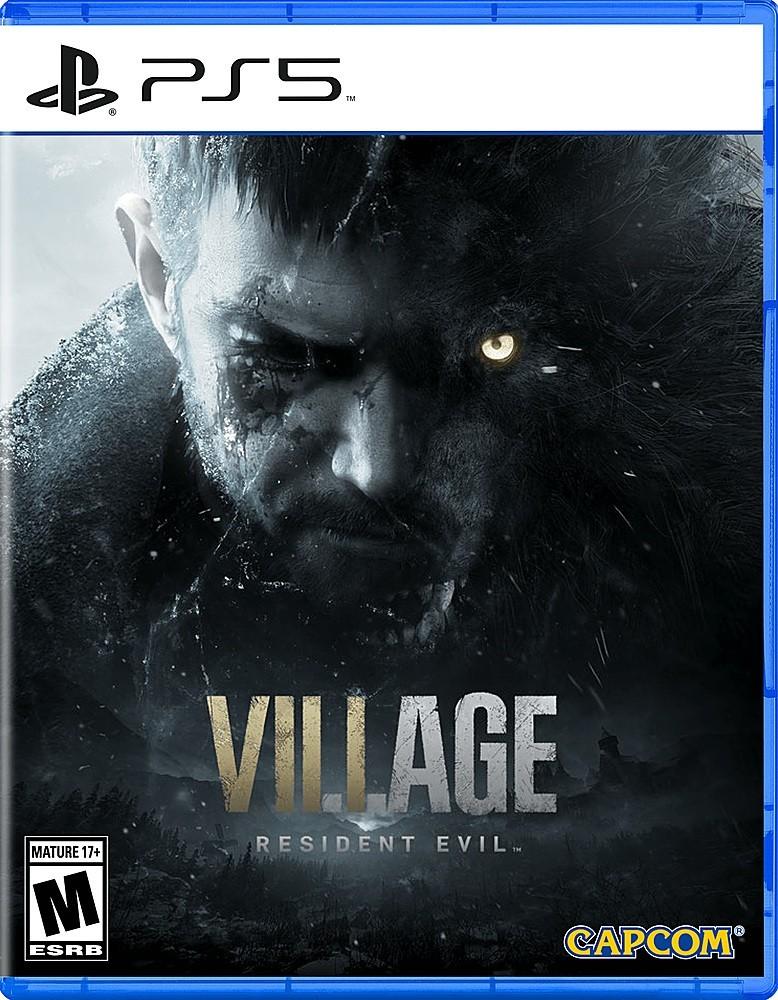 Resident Evil Village | RE8 б/в PS5