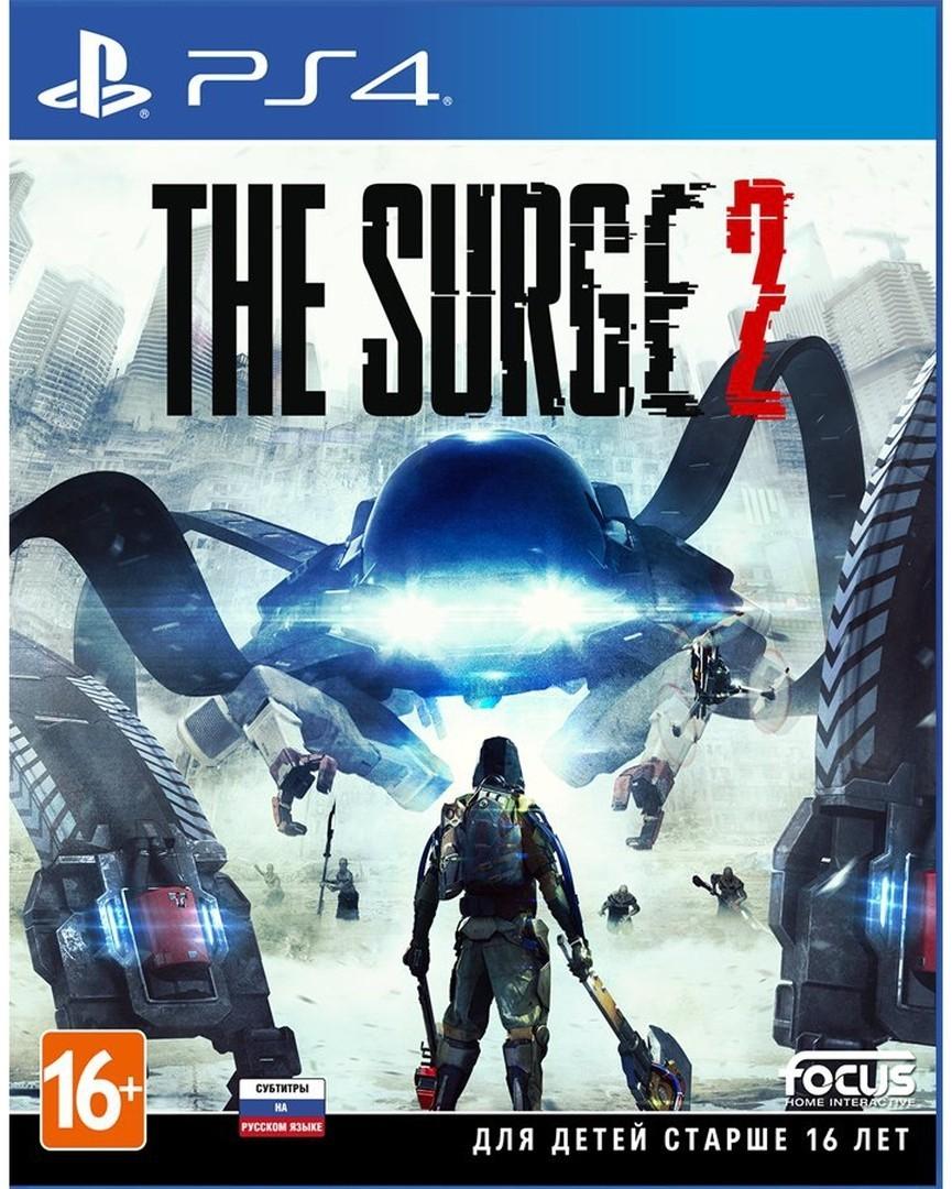 The Surge 2 б/у PS4