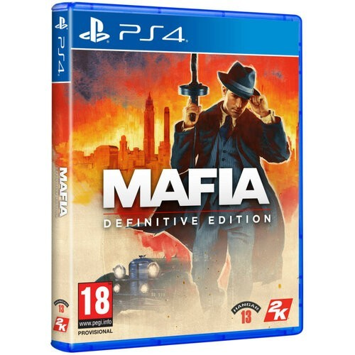 Mafia Definitive Edition | Мафія б/в PS4