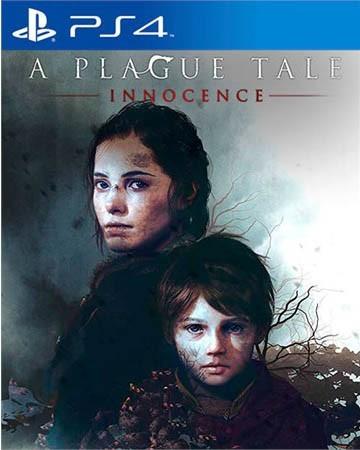 A Plague Tale: Innocence б/в PS4