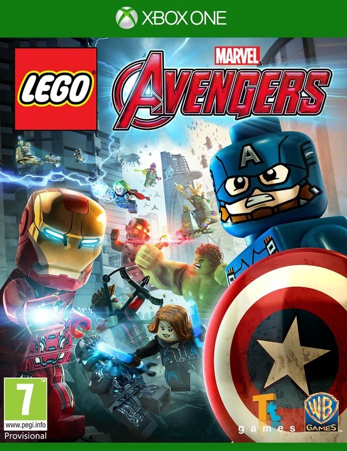 LEGO Marvel's Avengers б/в XONE