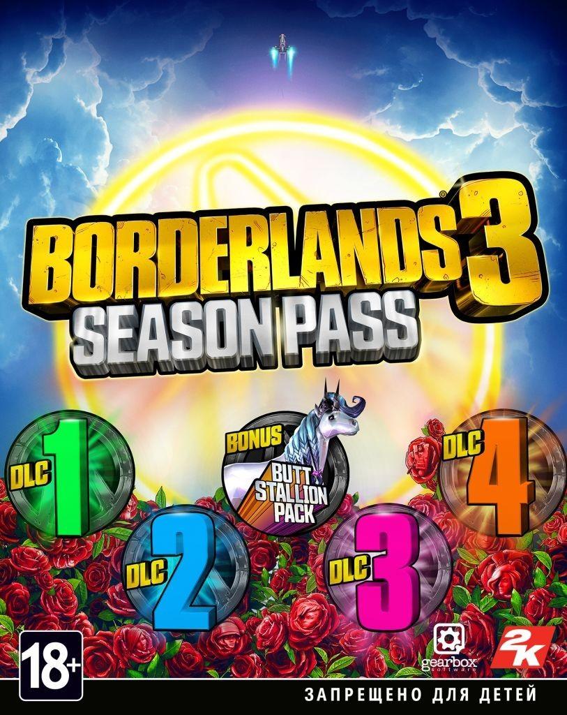 Borderlands 3 Season Pass PC DIGITAL