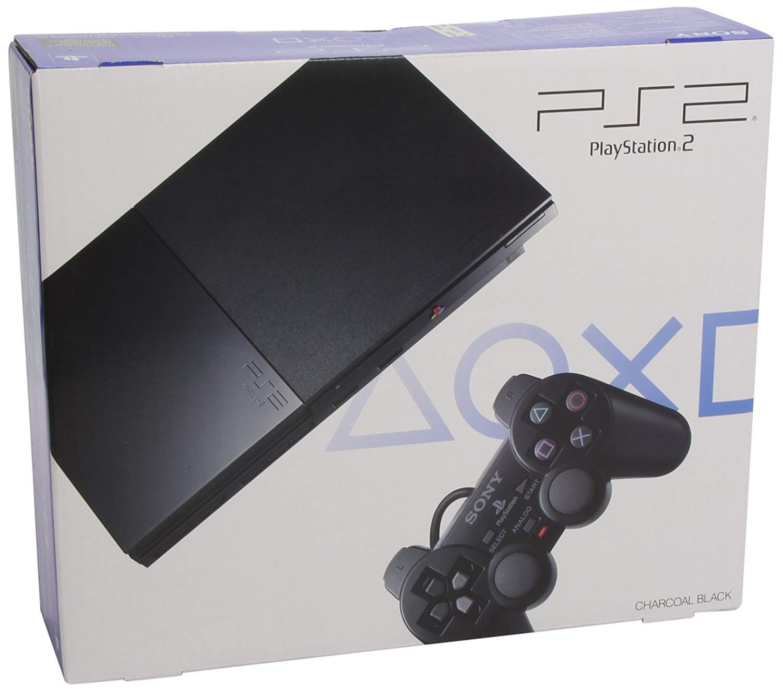 PlayStation 2 Slim (SCPH-90004) б/у | PS2 Slim