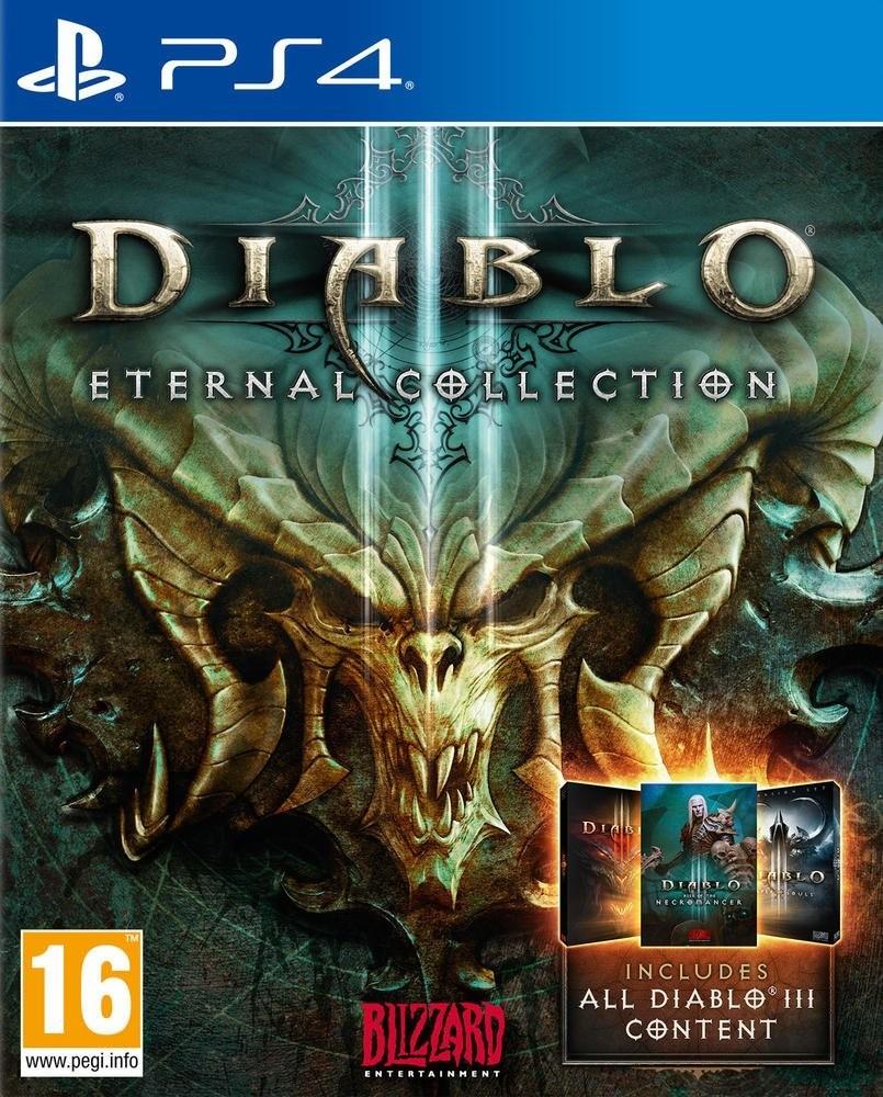 Diablo III: Eternal Collection б/в PS4
