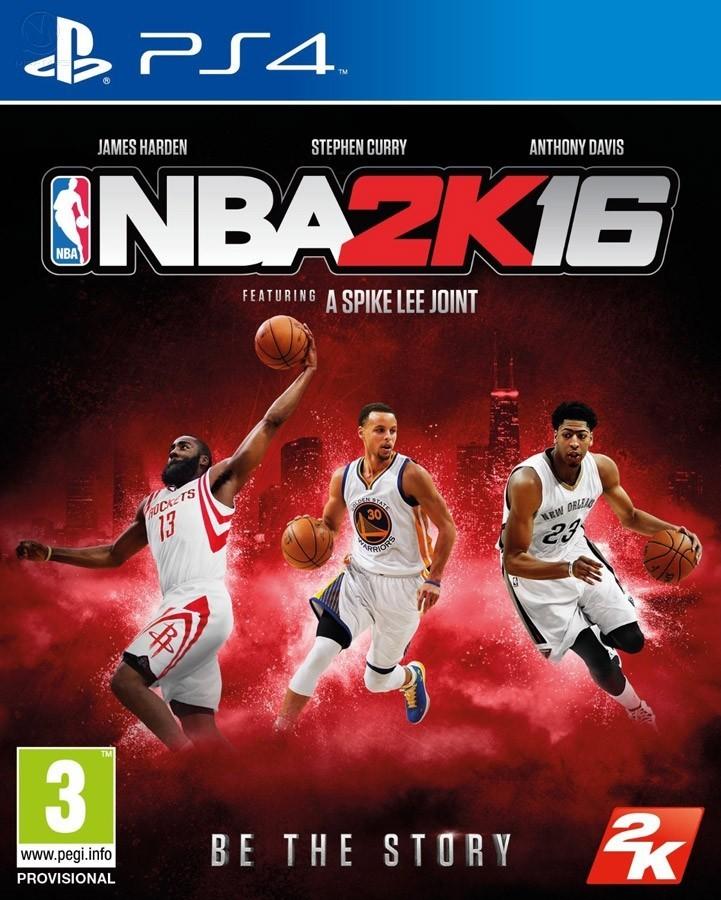 NBA 2K16 б/в PS4