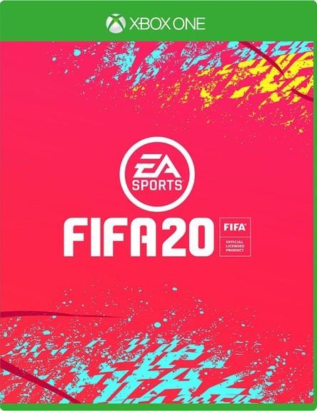FIFA 20 б/у XONE