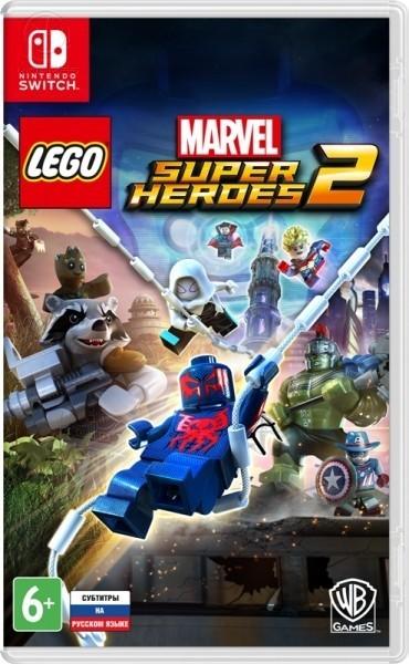 LEGO Marvel Super Heroes 2 | LEGO Супергерої 2 б/в SWITCH