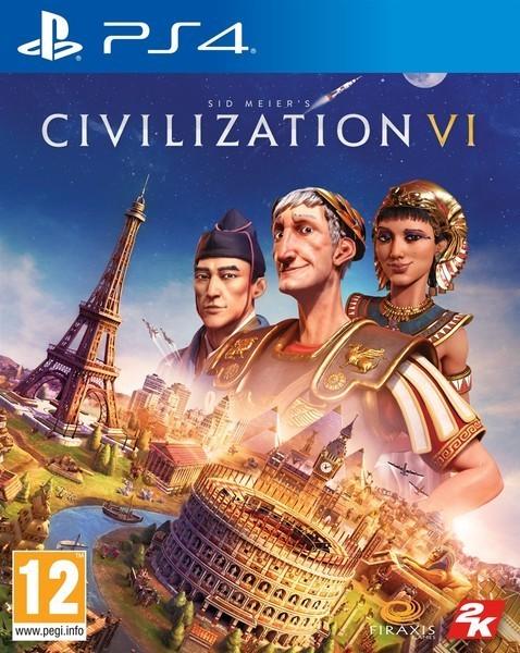 Sid Meier's Civilization VI б/в PS4