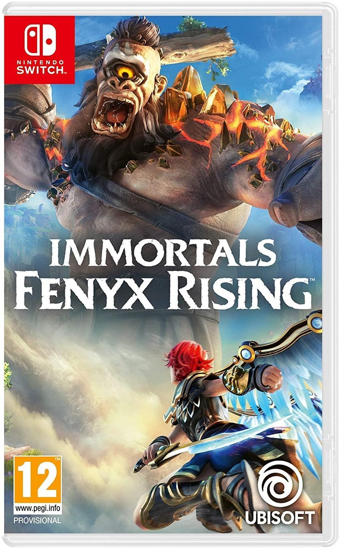 Immortals Fenyx Rising б/в SWITCH
