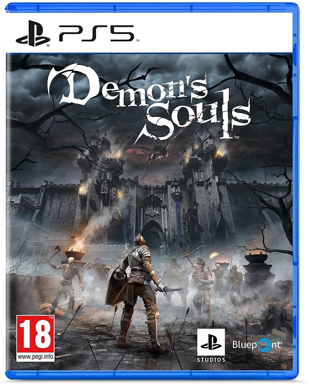 Demon's Souls б/у PS5