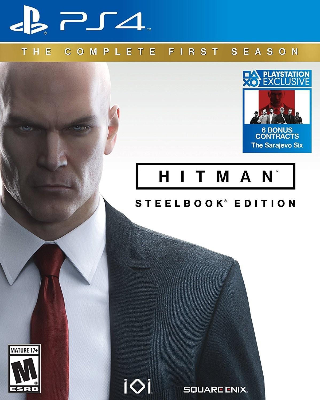 Hitman Повний перший сезон б/в PS4