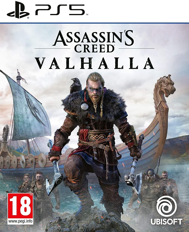 Assassin's Creed Valhalla | Assassin's Creed Вальгалла б/в PS5
