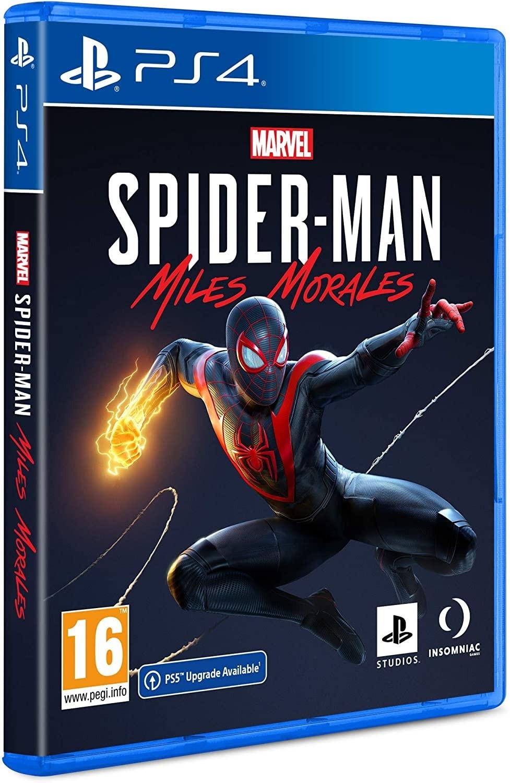 Marvel's Spider-Man Miles Morales | Marvel's Человек-паук Майлз Моралес б/у PS4