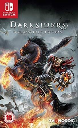 Darksiders Warmastered Edition б/в SWITCH