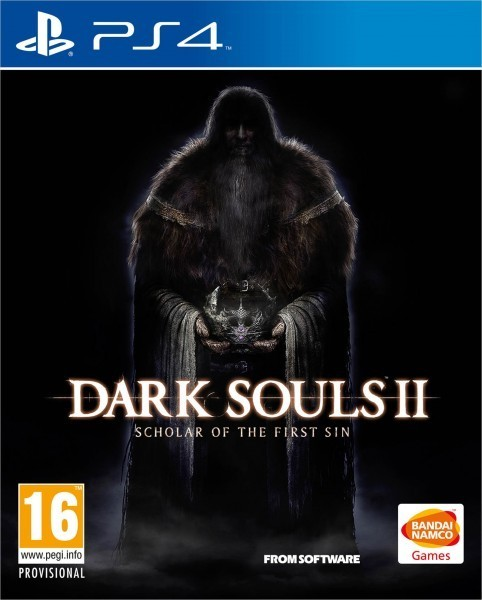 Dark Souls II Scholar of The First Sin б/в PS4