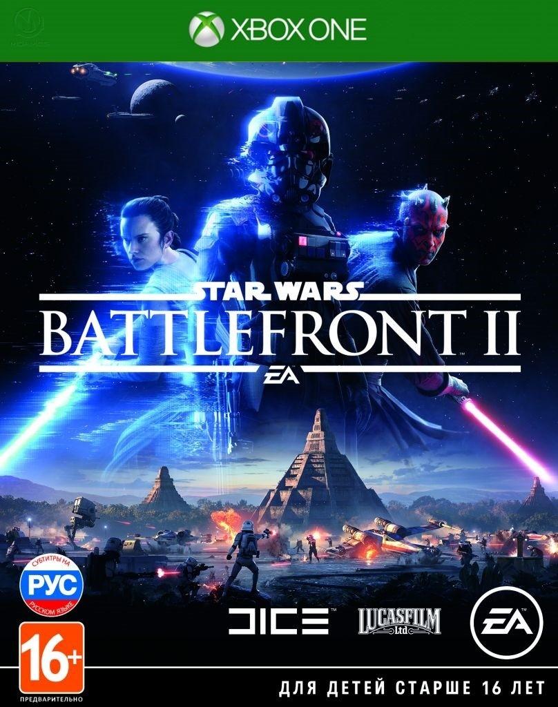 Star Wars Battlefront II | Зоряні Війни Battlefront 2 б/в XONE