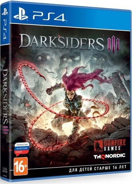 Darksiders III б/в PS4