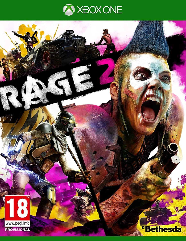Rage 2 б/у XONE
