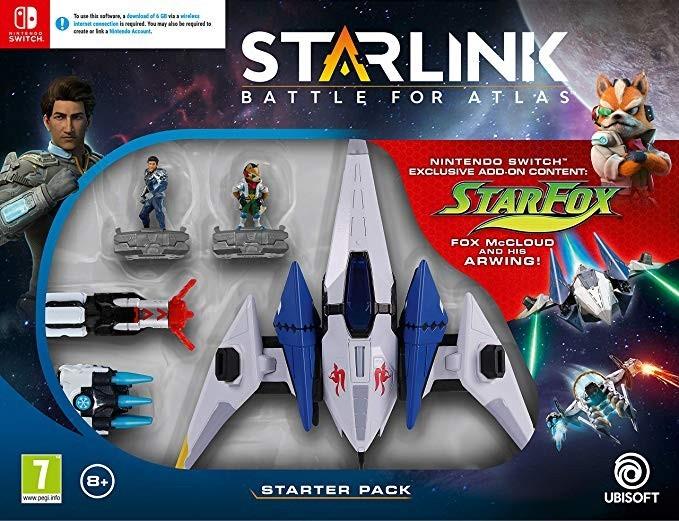 Starlink: Battle For Atlas (Starter Pack)  б/в switch