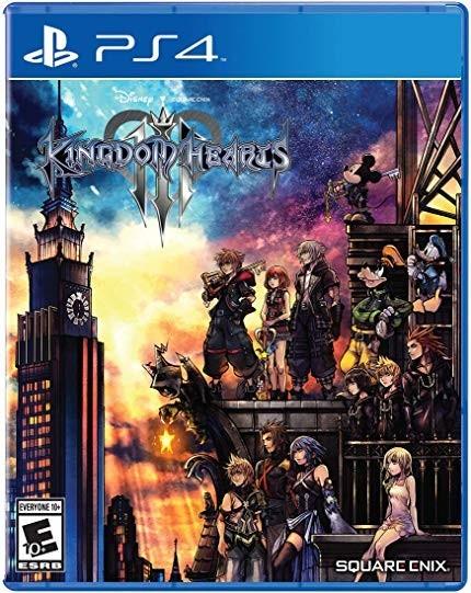 Kingdom Hearts III | Kingdom Hearts 3 б/в PS4