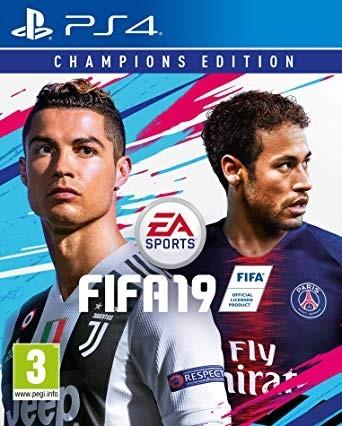 FIFA 19 Издание Чемпионы б/у PS4