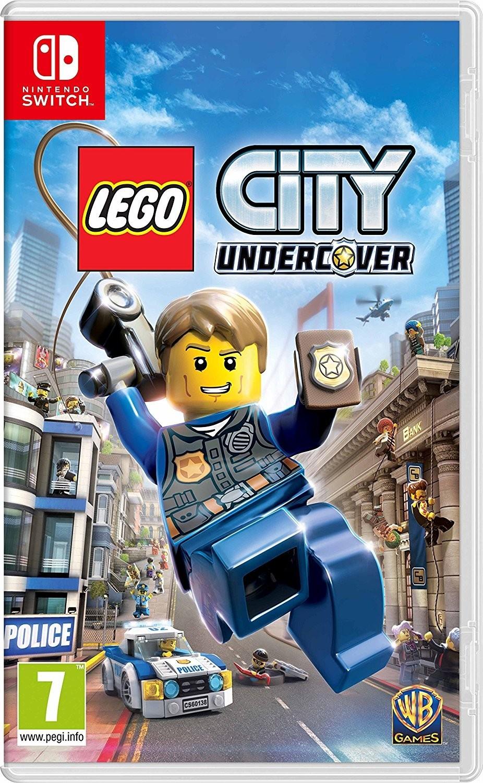 LEGO City Undercover | LEGO Під прикриттям б/в SWITCH