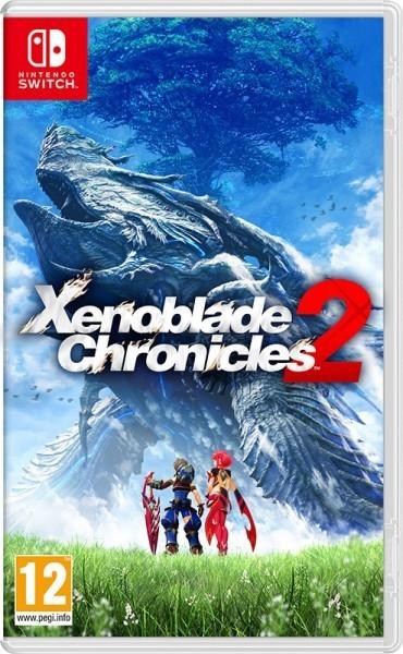 Xenoblade Chronicles 2 б/в SWITCH