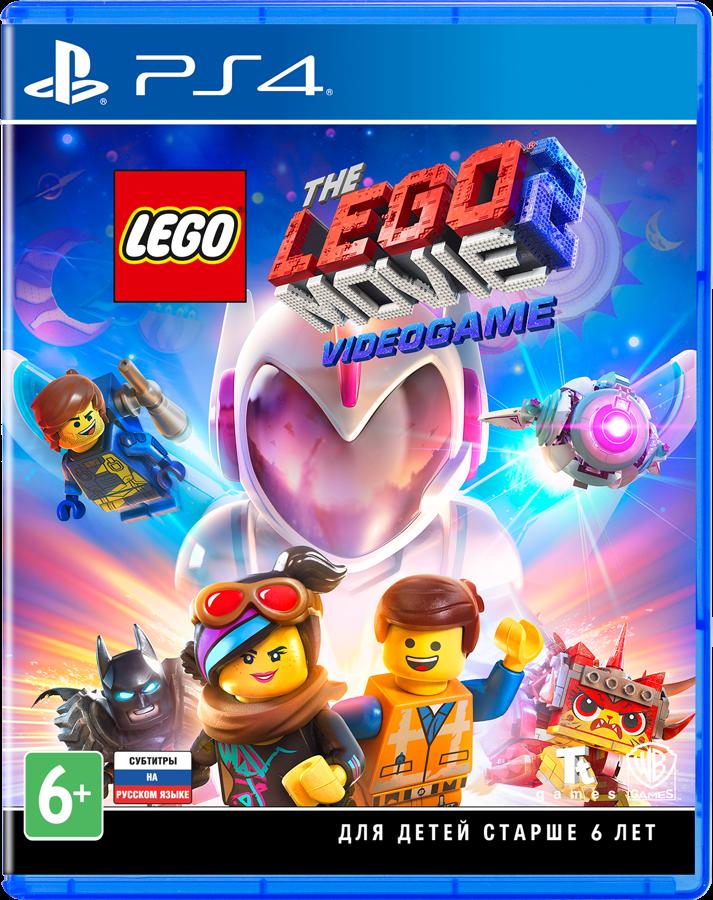 THE LEGO MOVIE 2 VIDEOGAME | LEGO Фільм 2 б/в PS4