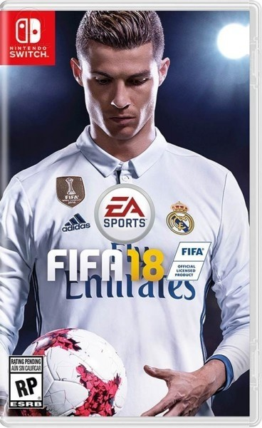 FIFA 18 б/в SWITCH