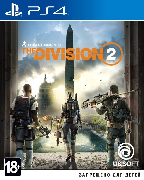 Tom Clancy's The Division 2 б/в PS4