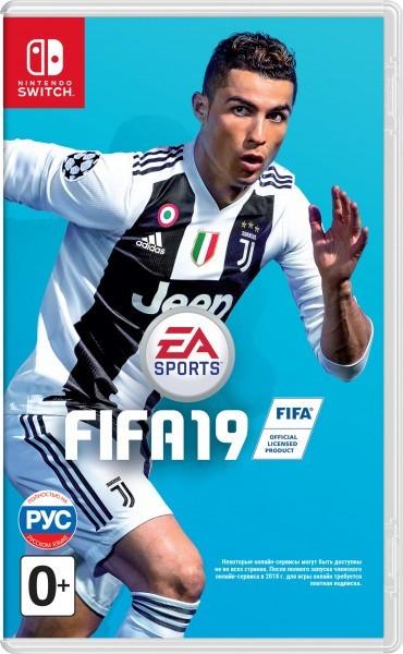 FIFA 19 б/у SWITCH