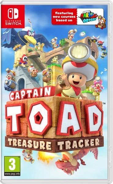 Captain Toad Treasure Tracker б/в SWITCH