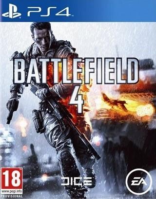 Battlefield 4 (рус) б/у PS4
