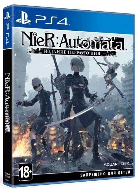 NieR: Automata б/у PS4