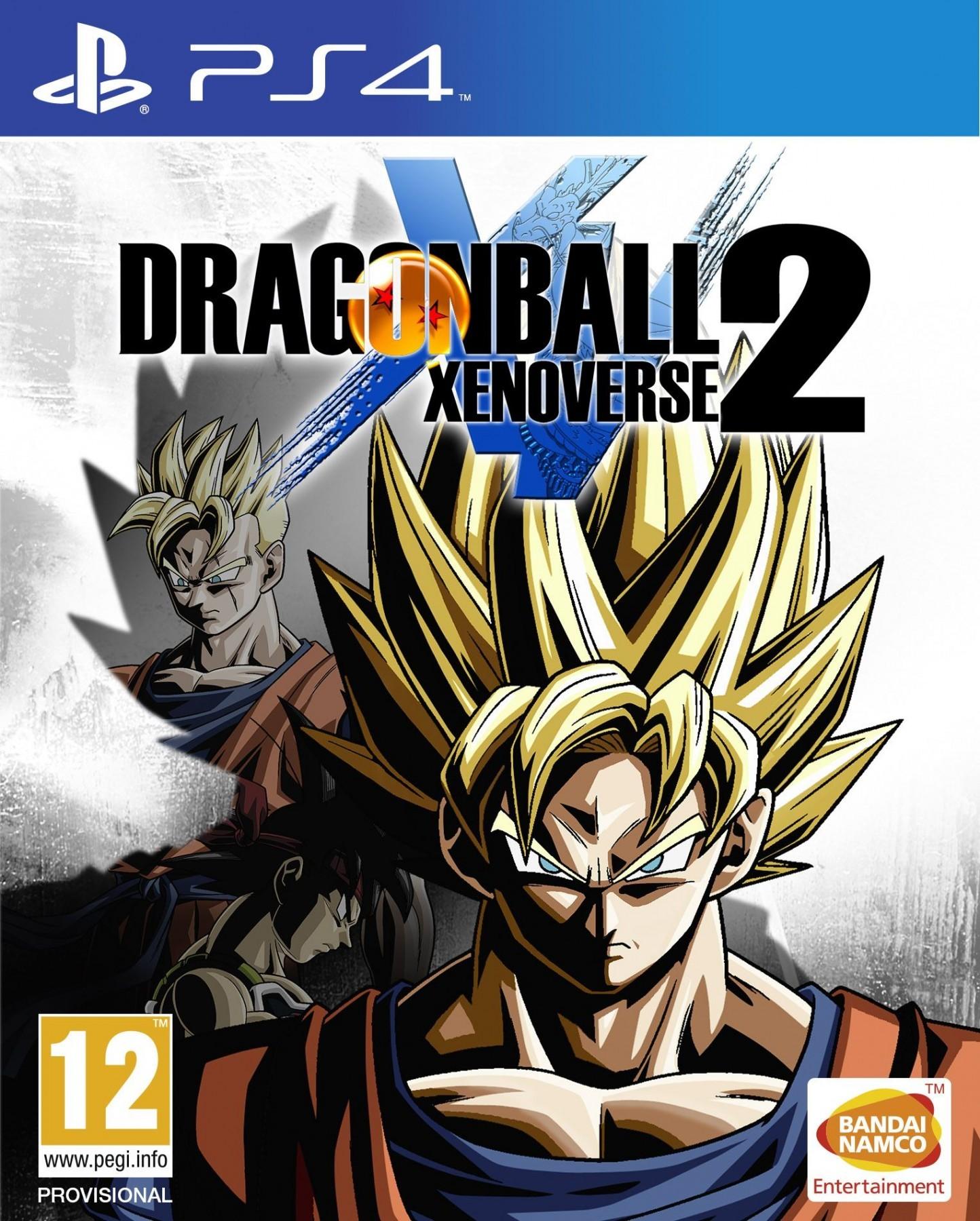 DRAGON BALL XENOVERSE 2 б/в PS4